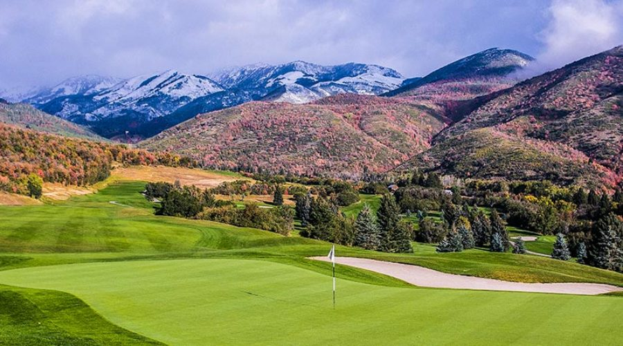 Fall…in Love with Park City Golf